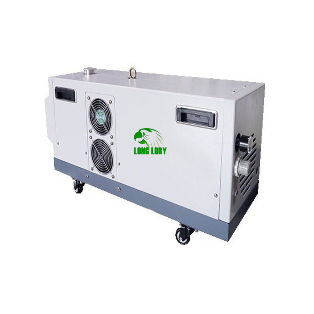Made in Taiwan Dry Screw Vacuum Pumps
